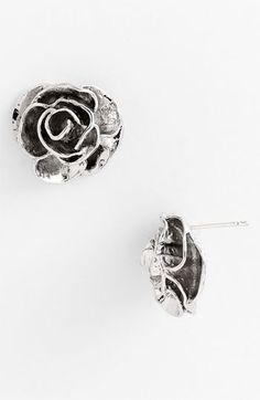 Kendra Scott 'Mayra' Rose Stud Earrings | Nordstrom