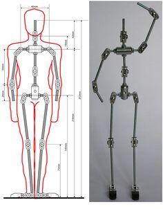 human dimensions standard - Recherche Google