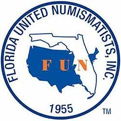The Greater Fort Lauderdale / Broward County Convention Center will host the 62nd annual FUN Convention on January 5 - 8, 2017. Florida United Numismatists (FUN) is an organization dedicated to expanding the numismatic community in Florida and throughout the world.