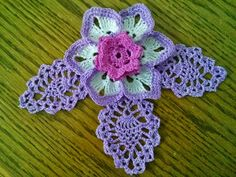 World crochet: My works