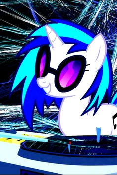 Besides the main 6, this pony is the bomb haha ♥