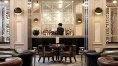 Award-winning Connaught Bar in London – David Collins Studio | Decor and Style