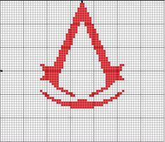 Geekie Crafts: Assassins Creed Cross Stitch