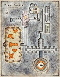 its a cool dungeon