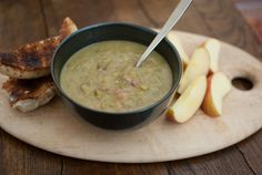 Eclectic Mom - Home - split pea soup