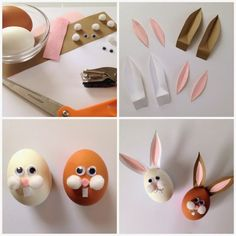 DIY Crafts To Make Step By Step - Summertime Crafts For Kids Videos Boys - Sewing Crafts Bias Tape - Biblical Thanksgiving Crafts For Kids - Spring Crafts Ideas For Kids Easy Easter Crafts, Diy And Crafts, Crafts For Kids, Thanksgiving Crafts, Easter Ideas, Easy Crafts, Christmas Crafts, Happy Easter, Easter Bunny