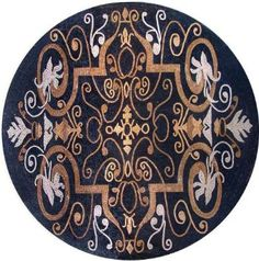 Handmade Marble Mosaic Stone Art Tile Medallion , 48. Mosaics have endless uses and infinite possibilities! They can be used indoors or outdoors, be part of your kitchen, decorate your bathroom and the bottom of your pools, cover walls and ceilings, or serve as frames for mirrors and paintings.