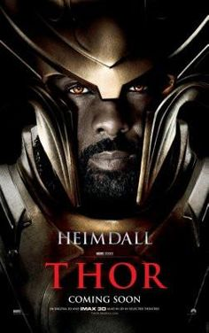 Thor Movie Poster 24x36