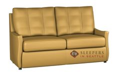 Image For Leather Full Sleeper Sofa Palliser Ryan Sleepers In Seattle