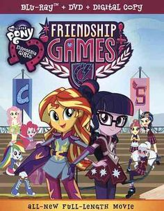 My Little Pony: Equestria Girls Friendship Games