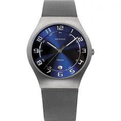 Bering Armbanduhr Classic Herren - Armbanduhren Center