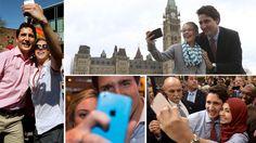 Justin Trudeau's best selfies | Canada | News | Toronto Sun