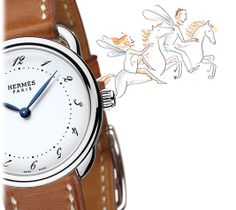 Looking for top of the line watches. Discover newly crafted watches for men and women, made with exceptional finesse and materials of the highest standards Hermes Watch, Hermes Online, Luxury Watches, Omega Watch, Leather, Accessories, Fun, Fashion, Fancy Watches