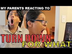Turn Down For What | My Parents React (Ep. 7) - YouTube. She dresses up as her Indian parents and she reacts to inappropriate YouTube vids, she's too perfect!!!