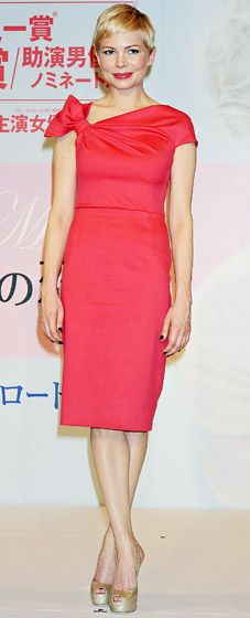 I love every single thing about this. (I have a similar dress from Kate Spade, but it's tough to beat Valentino!)