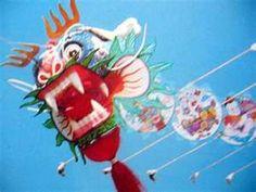Japanese kite during Cherry Blossom Festival!
