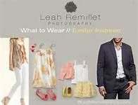 What to Wear | Easter {Leah Remillet Photography}