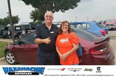 https://flic.kr/p/G8nPGJ | Congratulations Deborah on your #Dodge #Dart from Mike White at Waxahachie Dodge Chrysler Jeep! | deliverymaxx.com/DealerReviews.aspx?DealerCode=F068