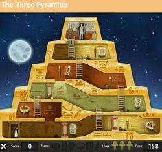 Three Pyramids Game