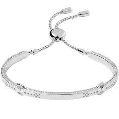 671adcc63f4 Links of London Ascot Narrative Silver Toggle Bracelet 5010.3711