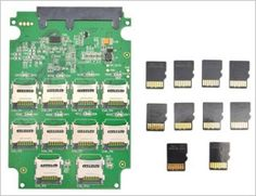 microSD Card Drive Creator – convert all your old microSD cards into a 640 GB SSD drive in seconds Electronic Cards, Electronic Kits, Electronic Engineering, Electrical Engineering, Drive In, Hobby Electronics, Electronics Projects, Computer Projects, Computer Diy