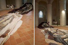 les-sculptures-en-anamorphose-de-bernard-pras-composition-objets-perspective-12 Les sculptures en anamorphose de Bernard Pras