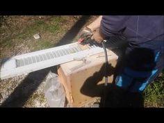 ΑΜΜΟΒΟΛΗ ΣΕ ΠΑΤΖΟΥΡΙ ΜΕ ΠΑΧΥ ΧΡΩΜΑ ΚΑΙ ΣΤΟΚΟ . Garden Tools, Good Things, Outdoor Power Equipment