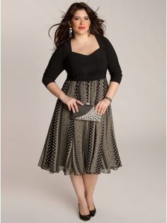 Sarah Plus Size Dress. Different colors but like it