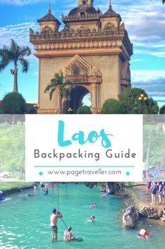 Backpacking Laos was easily one of the highlights of my whole Southeast Asia trip. I had a one week itinerary for Laos, which traversed from Luang Prabang to Vang Vieng, then Van Vieng to Vientiane. There are loads of things to do in Laos, so I've put together a budget travel guide for a backpacking route that showcases the best places to visit in Laos.