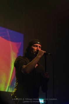 LAIBACH Concert Photography, Slovenia, Films, Industrial, Waves, Punk, Music, Books, Movies