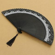 Selling out fast! Retro Black Chinese Silk Bamboo Flower Pattern Hand Fan Folding Prom Dance Fan Wedding Home Decoration Art Crafts http://classicmansworld.com/products/retro-black-chinese-silk-bamboo-flower-pattern-hand-fan-folding-prom-dance-fan-wedding-home-decoration-art-crafts?utm_campaign=crowdfire&utm_content=crowdfire&utm_medium=social&utm_source=pinterest