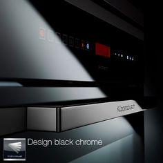 Design black chrome