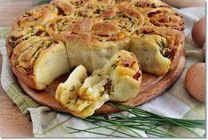 Gizi-receptjei. Várok mindenkit.: Húsvéti sonkás csigatorta. Mashed Potatoes, Good Food, Ethnic Recipes, Whipped Potatoes, Smash Potatoes, Health Foods, Eating Well, Yummy Food