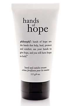 Philosophy - Hands of Hope Hand and Cuticle Cream