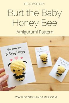 Free Amigurumi Bumble Bee Pattern-Storyland Amis2.jpg