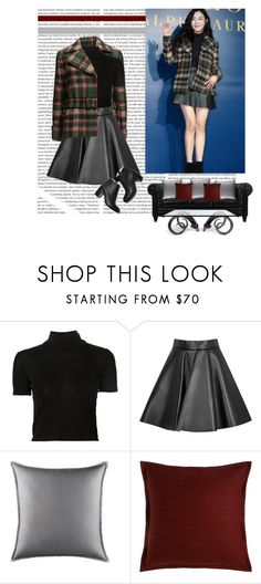 """Get the Look: Tiffany"" by seoulmate00 ❤ liked on Polyvore featuring Rosetta Getty, MSGM, Paul Andrew, Jonathan Adler and Jane Wilner Designs"