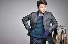 Seo In Guk - VOSTRO F/W 2015 Ad Campaign