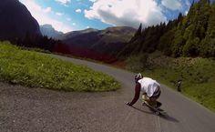 hORN Longboarding, Skateboarding, Horn, Goats, Waves, Mountains, Longboards, Skateboard, Long Boarding