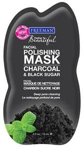 This warming mask and scrub leaves your skin feeling and looking clearer and smoother  #feelingbeautiful