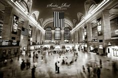 grand central station engagement photos - Google Search