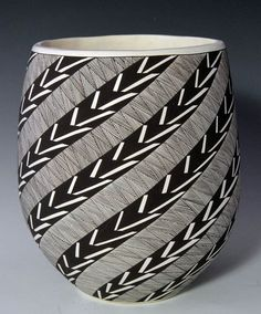 Acoma Pueblo Hand Coiled Pottery ~ Various Artists