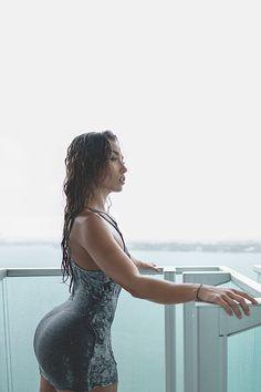 e-trr:  womenexcellence:  Nicole Mejia by Van Styles  my god