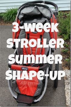 This post is sponsored by Chicco. Hi, guys! Here are next week's workouts for our Stroller Summer Shape-Up. If you missed the first post in the series, you can find it here: Stroller Summer Shape-Up {Week This next set … Stroller Workout, Jogging Stroller, Running With Stroller, Stroller Strides, Body After Baby, Baby Body, Baby Workout, Free Workout, Get In Shape