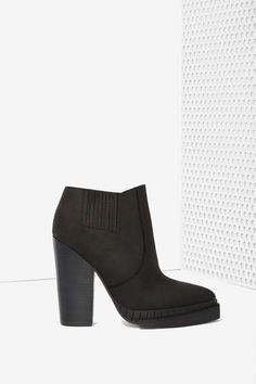 Jeffrey Campbell Stria Leather Chelsea Boot - Jeffrey Campbell