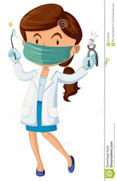 Dentista De Sexo Femenino Con El Diente Y Las Herramientas - Descarga De Over 40 Millones de fotos de alta calidad e imágenes Vectores% ee%. Inscríbete GRATIS hoy. Imagen: 63198338