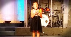 7-Year-Old Sings 'Wind Beneath My Wings' And It's Touching! - Music Videos