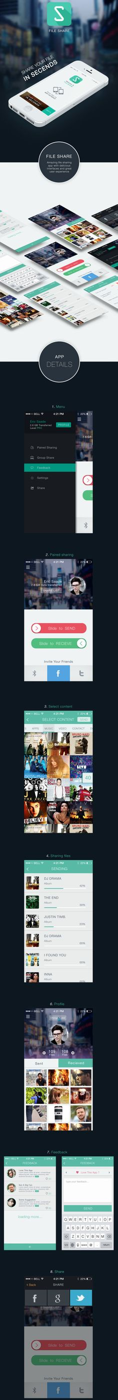 Daily Mobile UI Design Inspiration #282