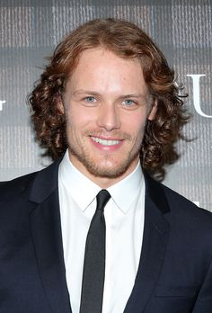Sam Heughan Photos - 'Outlander' Screening in NYC - Zimbio