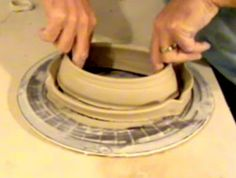 Ceramic Arts Daily – Wheel Throwing Video: Buttered Up – How to Make a Wheel Thrown and Altered Butter Dish on the Pottery Wheel