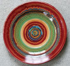 Spanish Dinner Plate...may have to go on my dining room wall.